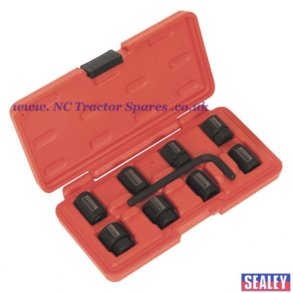 Stud Removal & Insert Set 9pc